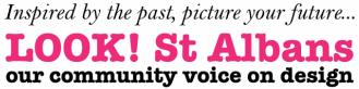 LOOK! St Albans Logo