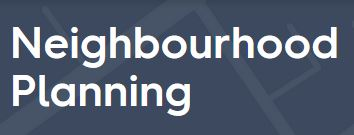 A picture of the Neighbourhood Planning logo