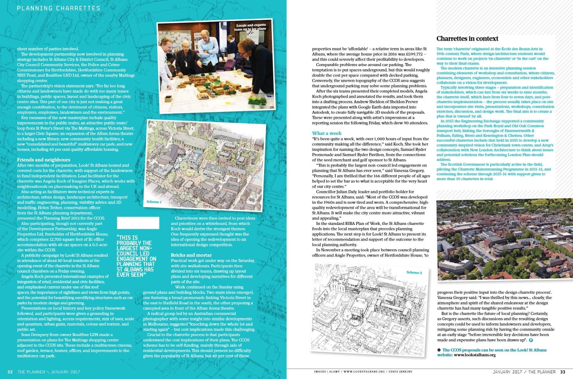 Planning Central Magazine -St Albans