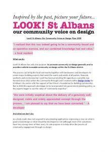 LOOK St. Albans Flyer